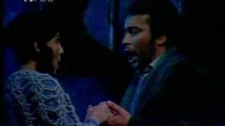 O soave fanciulla - Jose Carreras (tenor) y Teresa Stratas (soprano)