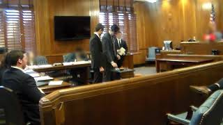 Expert Witness Uses Attorney as Demonstrative [Mock Trial Moments]
