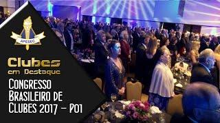 Clubes em Destaque 02/05/2017