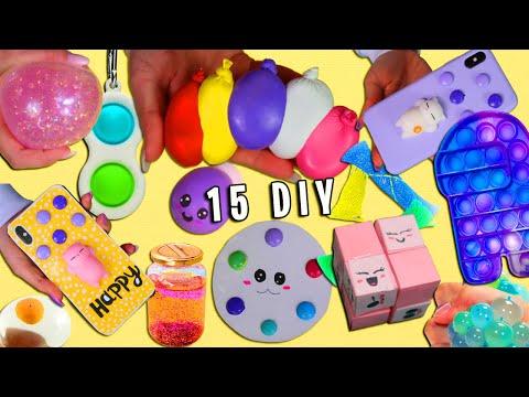 15 Fidget Toys