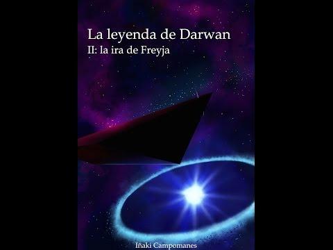 'La ira de Freyja', composición inspirada en el segundo libro de 'La leyenda de Darwan'