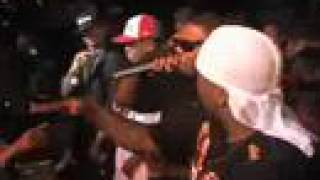 Z-Ro & Chamillionaire wreck @ Ultimate Victory Release Party