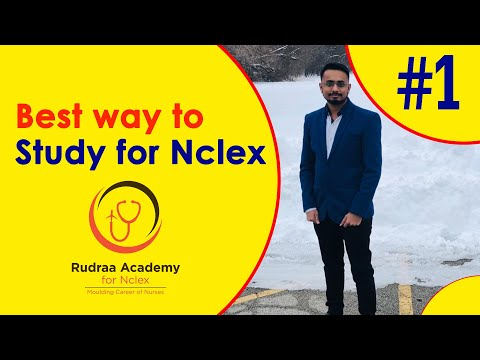 NCLEX Review Course Student Testimonial from Rudraa academy ...