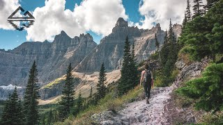 6 Best Hikes in Glacier National Park