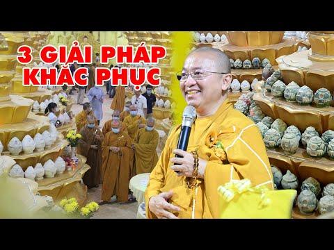 Sự việc tro cốt ở chùa Kỳ Quang 2 bị thất lạc bảng tên và hướng giải quyết