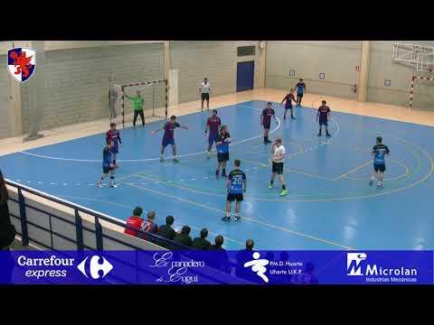 J.16 Huarte 23 - Egia 21