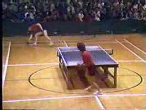 Tavolo ping pong - Colpi spettacolari - Giwafitness.it