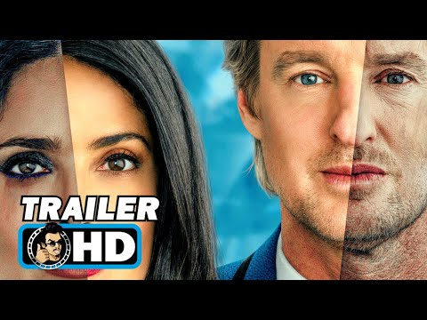 BLISS Trailer (2021) Owen Wilson, Salma Hayek Sci-Fi Movie
