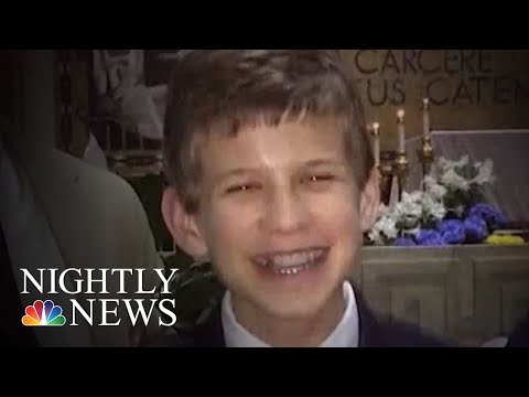 Controversy Over Police Response To Teen Trapped By Van Seat | NBC Nightly News