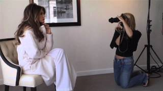 Melania Trump Photo Shoot | Jetset Magazine