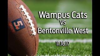 Conway Wampus Cats vs Bentonville West