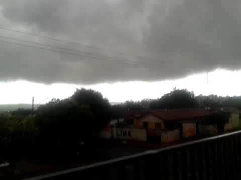 Chuva forte em Areiopolis sao paulo-12/01/2018
