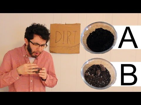 Dirt Expert Guesses Cheap vs Expensive Dirt | Price Points | Epicurious