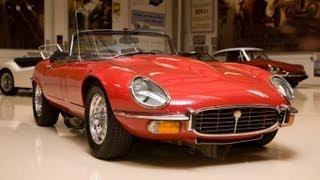 Jaguar XK-E - Jay Leno's Garage