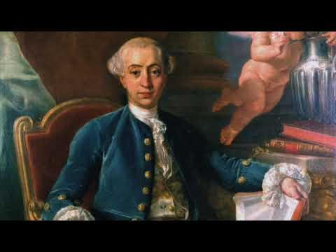 Vidéo de Giacomo Casanova