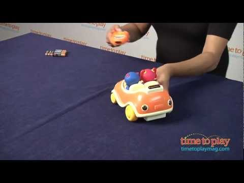 Team Umizoomi Come & Get Us! Counting UmiCar from Fisher-Price