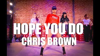 Hope You Do | Chris Brown | Aliya Janell Choreography | Queens N Lettos