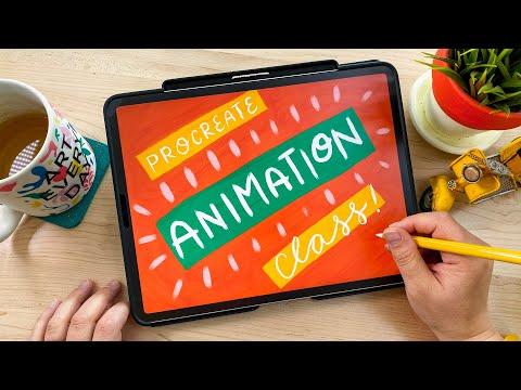 Procreate Animation Class!