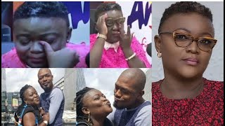 I don\'t have a womb for 13yrs -Nana Yaa Brefo Cries as she reveals how she lost her baby and womb