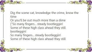 Brand Nubian - Steady Bootleggin' Lyrics