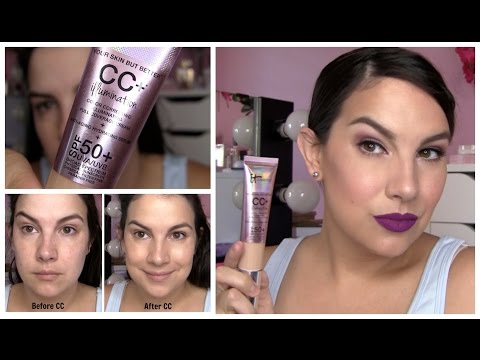 CC+ Cream Oil-Free Matte with SPF 40 by IT Cosmetics #3