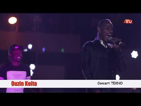 Concert Tekno : Ouzin Keita Tothie na…