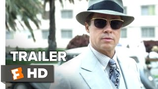 Allied Official Trailer - Teaser (2016) - Brad Pitt Movie