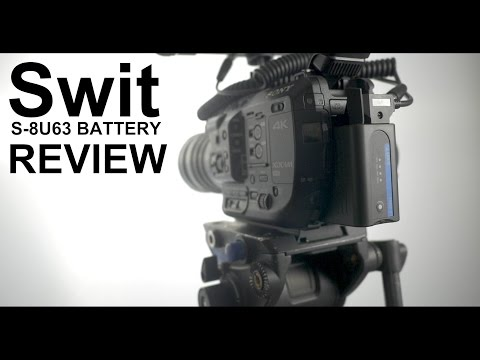 The Best Battery for Sony Cameras? Swit S-8U63 Review