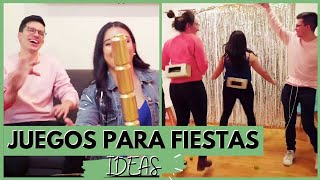IDEAS Para Hacer De Tu FIESTA ¡la Más DIVERTIDA! | Juegos Y Actividades Para Fiestas Con Amigos