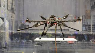 Fully-actuated Hexarotor Drone For Aerial Manipulation UAV