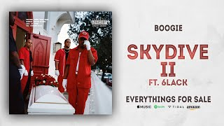 Boogie   Skydive II Ft. 6LACK (Everythings For Sale)