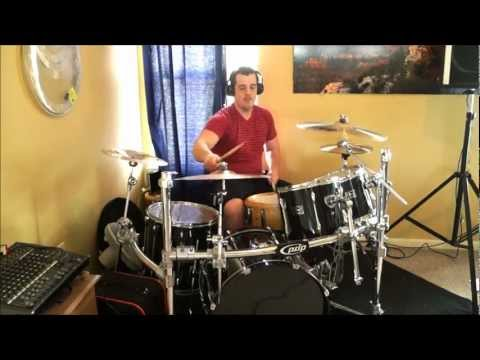 Harder to Breathe (Drum Cover)