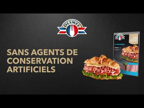 Olymel sans agents de conservation artificiels - le sketch