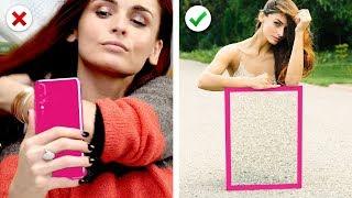 11 Fun & Creative Photography Hacks! Photography DIY Tips & Tricks