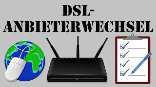 DSL-Anbieterwechseln [Tutorial] | Internet | DSL Anbieter | Internetanbieter | #Günstig