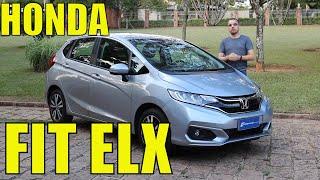 Avaliação: Honda Fit EXL 2021