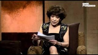 Conversando con Cristina Pacheco - Paty Velázquez y Damián Zamorano