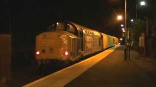 preview picture of video '37667 on 3Q01 Crewe - Longsight at Ormskirk. 17/04/13.'