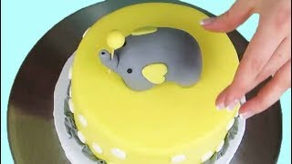 cake design ideas for baby shower