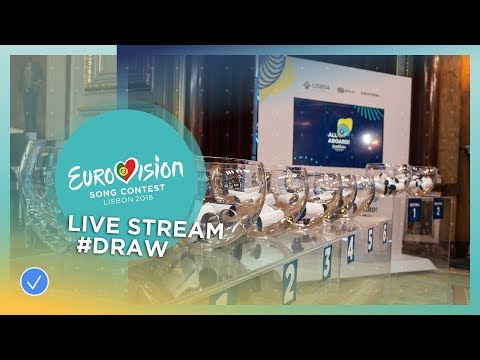 Eurovision Song Contest 2018 - Allocation Draw & Host City Insignia