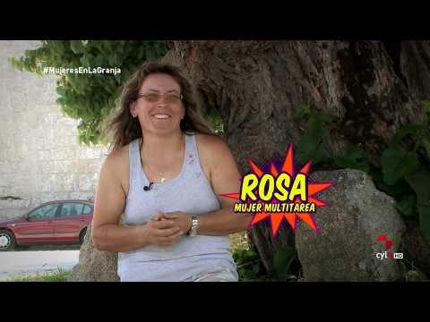Mujeres en la granja (03 / Parte 1).- Rosa, ganadera de ovejas (Zamora)