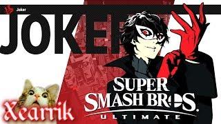 Super Smash Bros Ultimate | PLAYING AS JOKER!!! | Live Stream