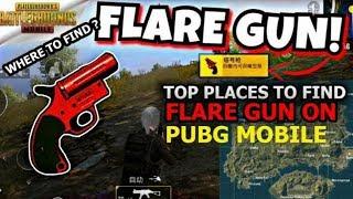 Flare Gun Pubg Mobile Location Vikendi Tamil Th Clip