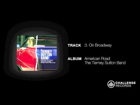 play video:Tierney Sutton - On Broadway