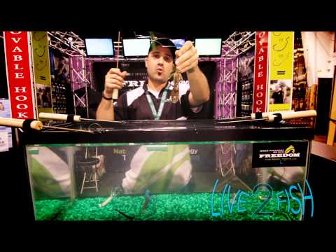 Freedom Tackle Live Action Jig Heads