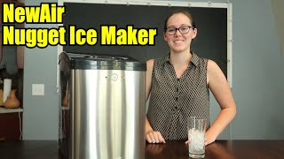 NewAir Countertop Nugget Ice Maker Review