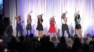 Cimorelli - Full performance at Global Genes 2013