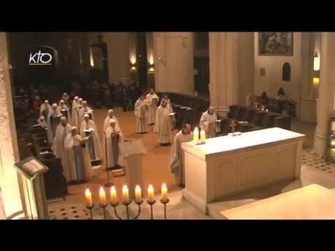 Vêpres et Eucharistie du 3 janvier 2015