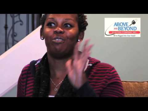 video:Happy Customers at Above and Beyond Electric
