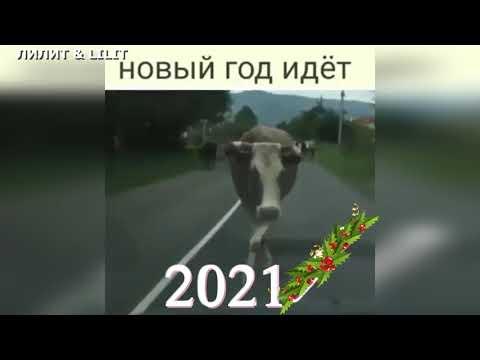#новыйгод НОВЫЙ ГОД К НАМ ИДЁТ! Новогодняя песня. С Новым 2021  годом! ;-)